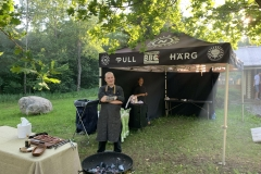 BBQ meister ready for action!