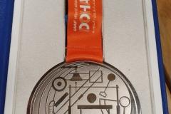 Magnus Kirt - medal from DOHA 2019