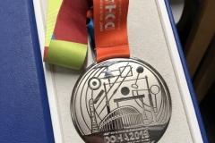 Doha medal
