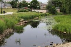 Small river in Sillamäe