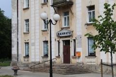 Sillamäe architechture / bookstore