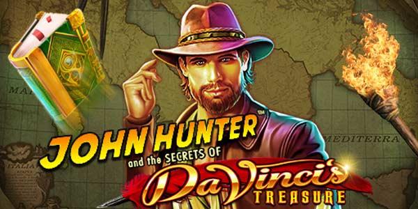 John Hunter and the Secrets of Da Vinci's Treasure