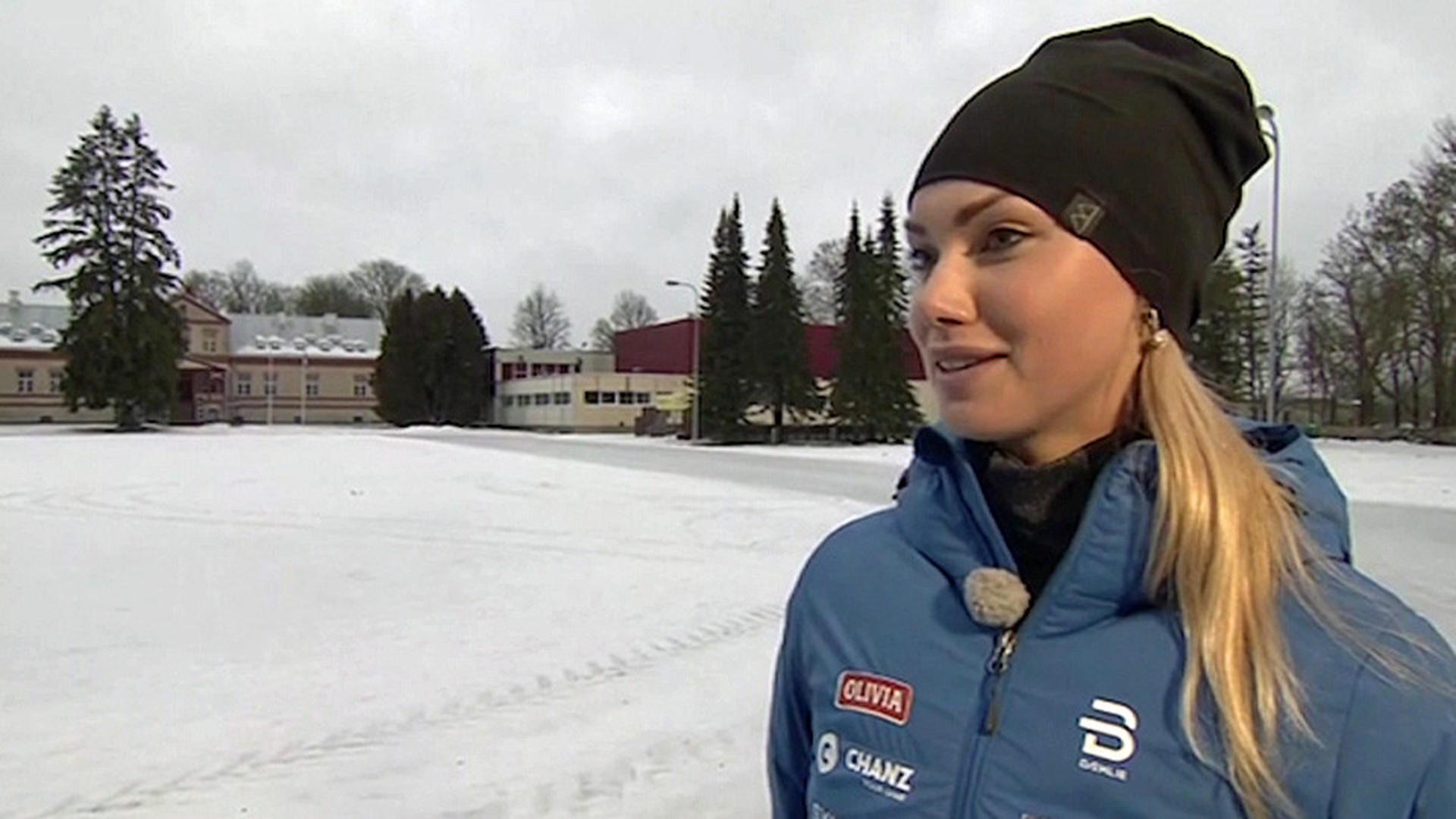Saskia Alusalu – Best speed skater in Estonia
