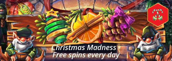 Christmas Madness Winners!