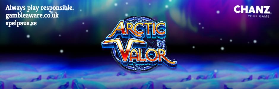 Arctic Valor Chanz Bonus Freespins