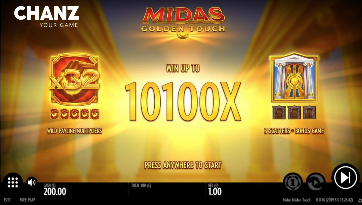 Midas – Golden Touch