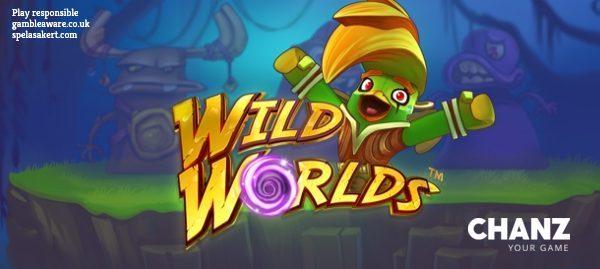 Wild Worlds NetEnt Freespins Chanz