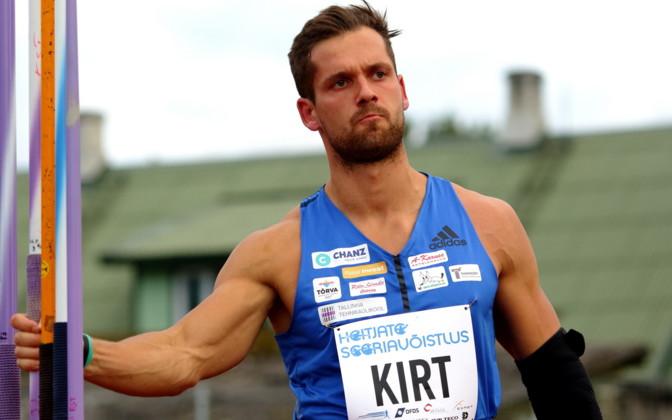 Magnus Kirt wins again!