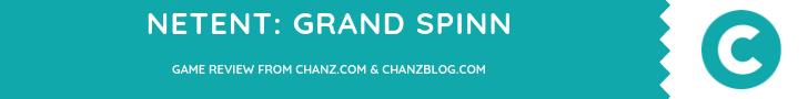 Grand Spinn – NetEnt