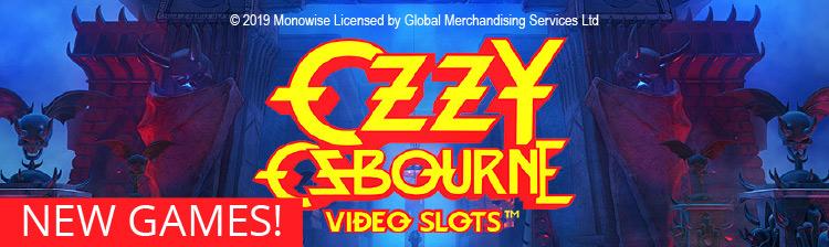 Ozzy Osbourne – NetEnt