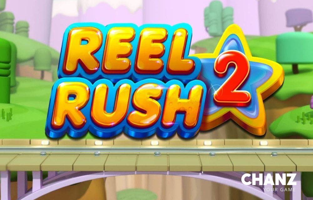 Reel Rush 2 by NetEnt