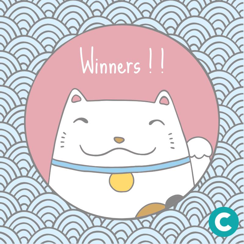Winners – Christmas Madness