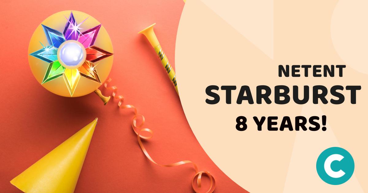 Starburst celebrations!