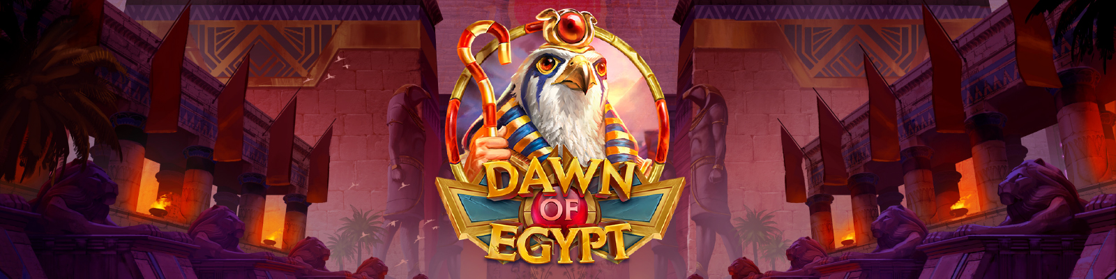 Dawn of Egypt – Play'n Go