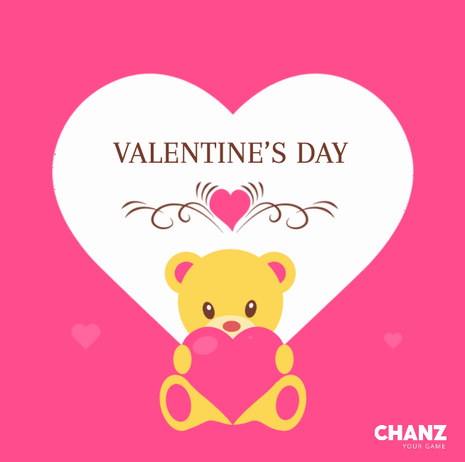Valentines Day Chanz Ystävänpäivä