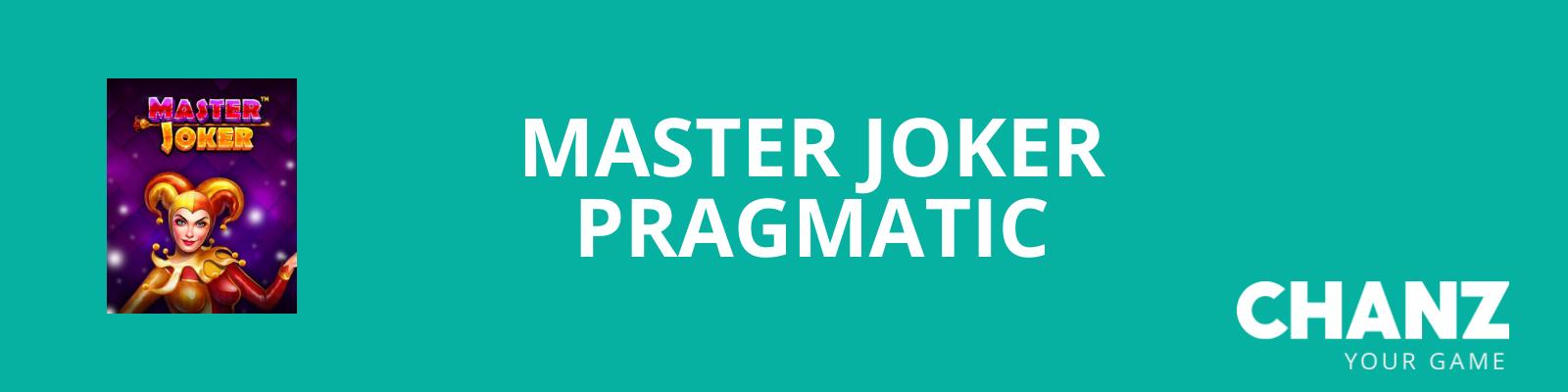 Master Joker Pragmatic Play Chanz