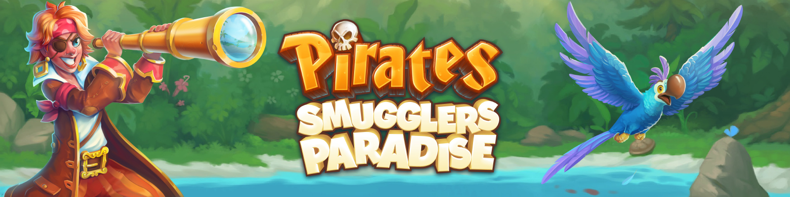 Pirates: Smugglers Paradise by Yggdrasil