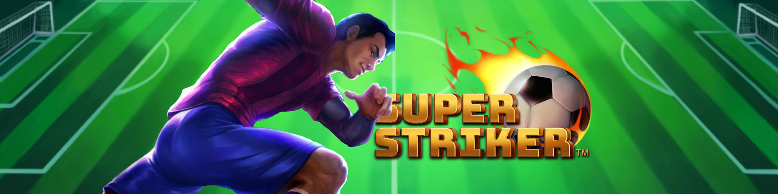 Super Striker – NetEnt