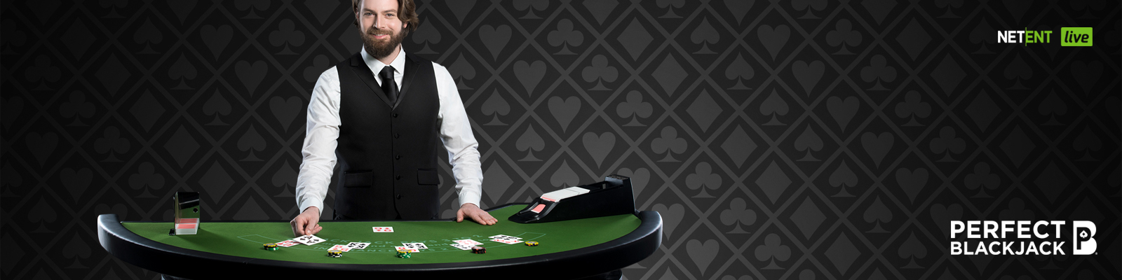 Perfect Blackjack live casino Chanz Netent