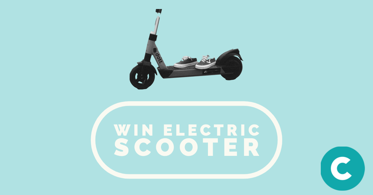 Electric Scooter Chanz Win