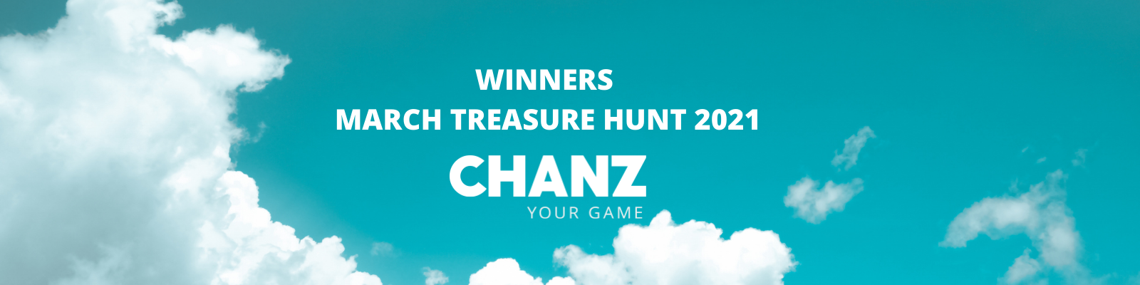 Winners – March Treasure Hunt