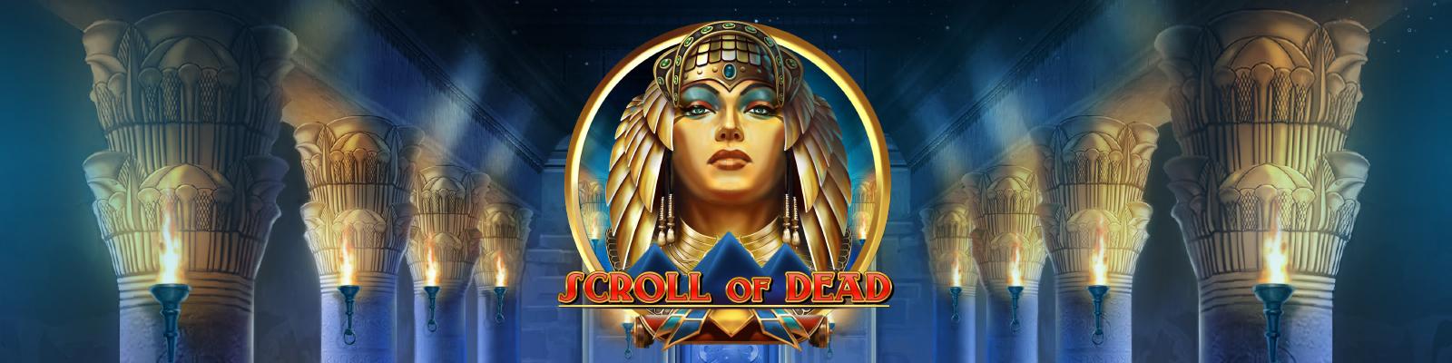 Scroll of Dead – Play'n GO