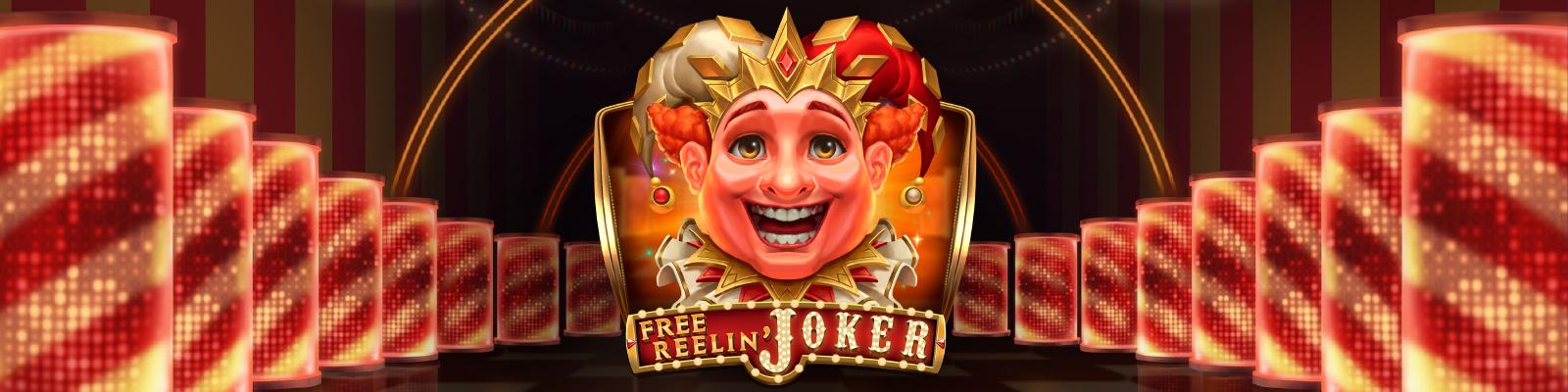 Free Reelin' Joker – Play'n GO