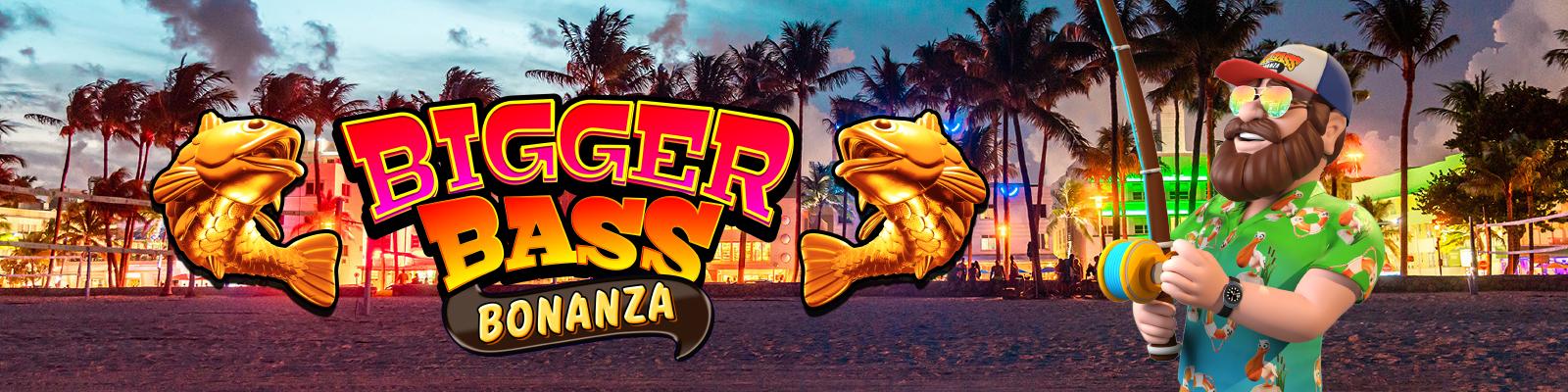Bigger Bass Bonanza – Pragmatic Play