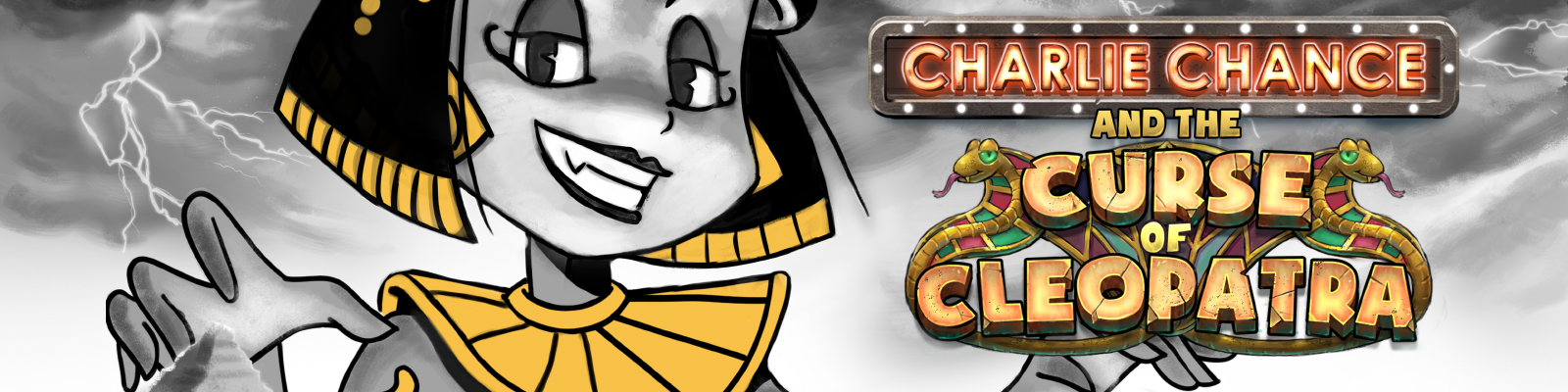 Charlie Chance and the Curse of Cleopatra – Play'n GO