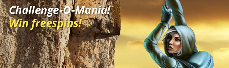 Challenge-O-Mania 🏃♂️🏃♀️